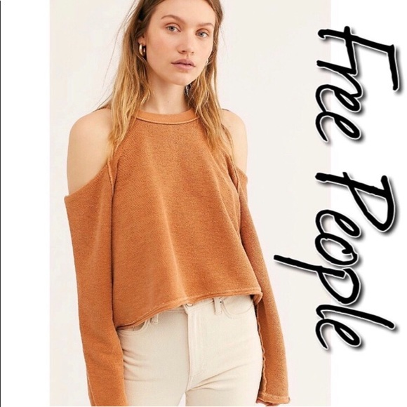Free People Tops - Free People Hollywood Pullover NWT L